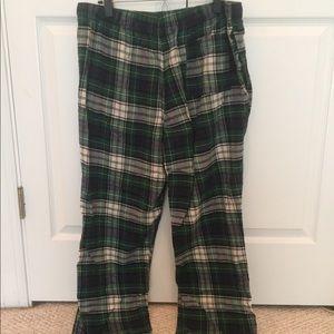 J. Crew Men's Large Flannel Pajama Pants